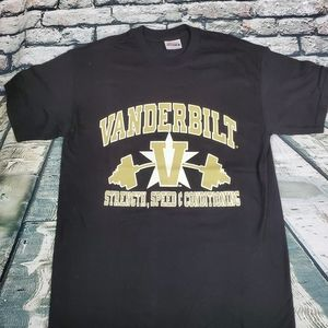 Vtg Vanderbilt Commodores Speed Kills, Strength Pu